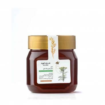 عسل شويد 400 گرمي