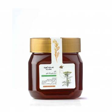 عسل شويد ممتاز 400 گرمي