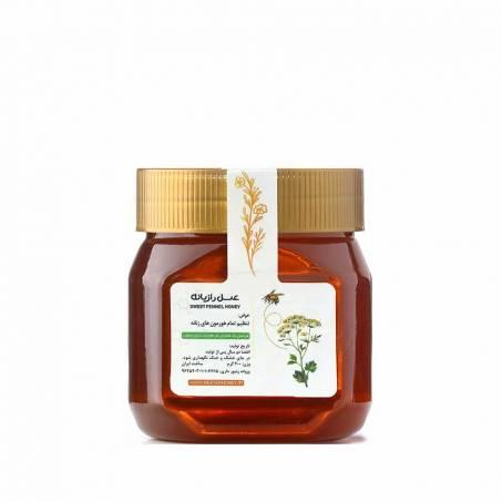 عسل رازيانه 400 گرمي