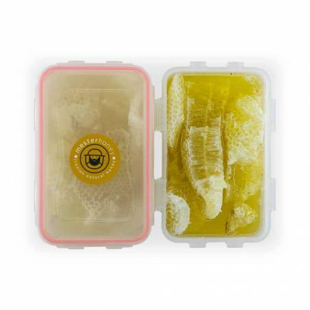 عسل خودبیاری گزانگبین 1 کیلوگرمی